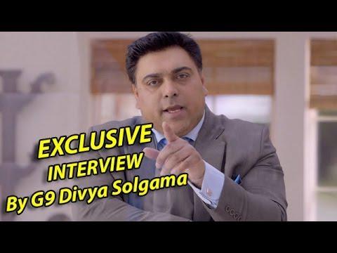 Humshakals | Ram Kapoor's Exclusive Interview By G9 Divya Solgama