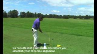 Golf Swing Alignment Made Easy