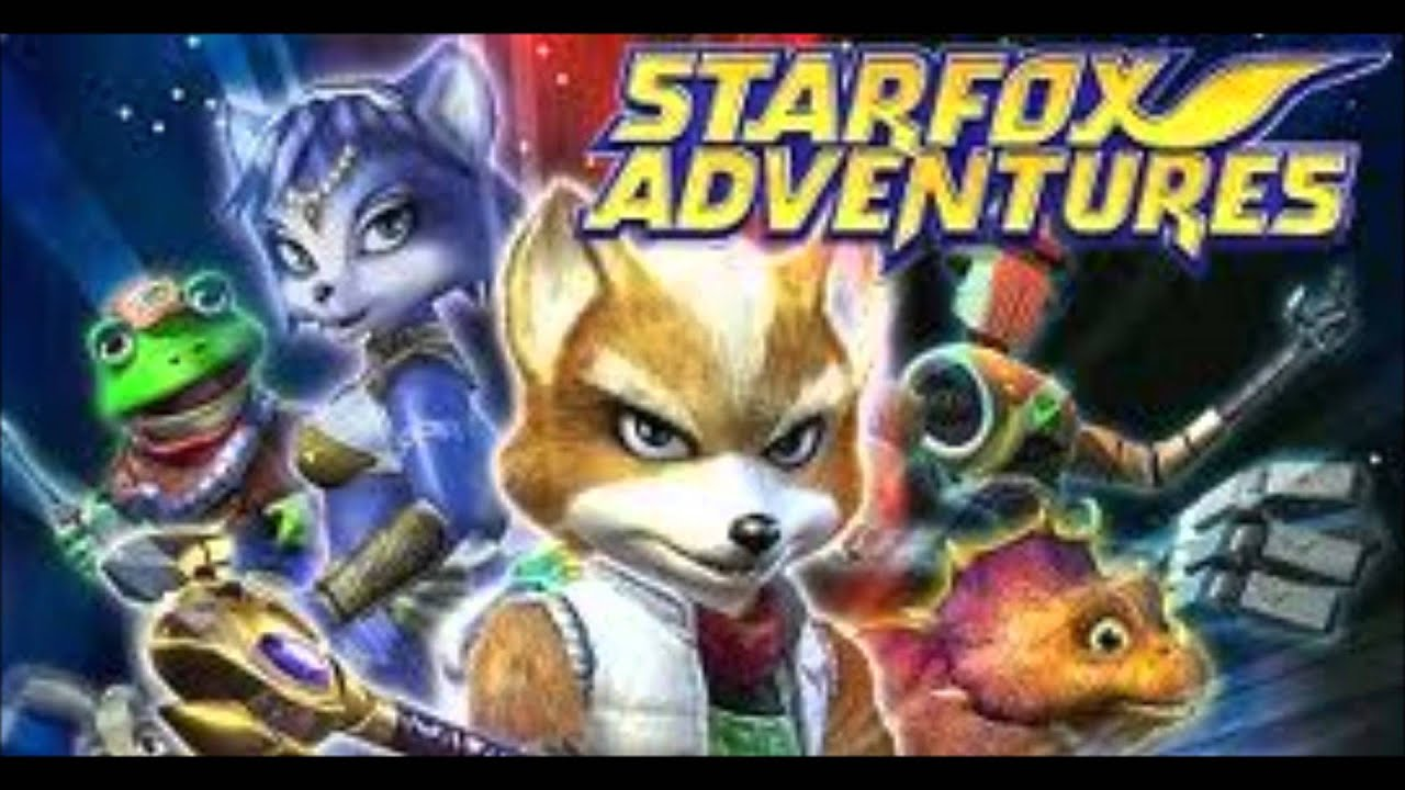 Star Fox Adventures - Pause screen Theme Speed up remix - YouTube