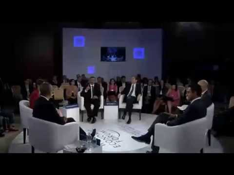 Strategic Shifts in Finance - World Economic Forum, China 2014 (Part 3)