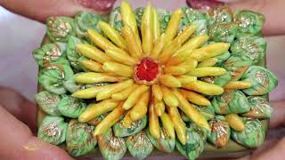 Creating A Mica Flower Polymer Clay Tutorial For Beginners