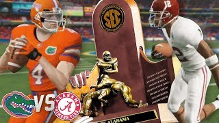 SEC Conference Championship // NCAA 14 Road to Glory EP 47