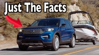 Just the Facts: 2020 Ford Explorer on Everyman Driver