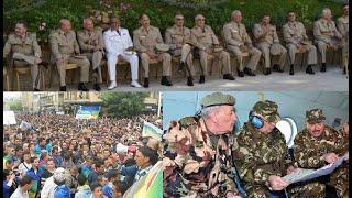 Algérie: une alliance entre le peuple et l'armée pour changer le système?