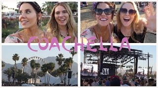 COACHELLA VLOG | Tati (Fashion Music & Friends)