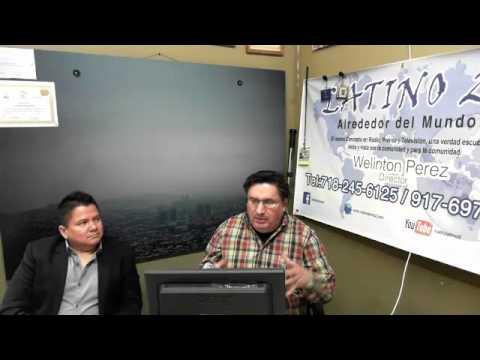 Latino 2 Radio Prensa Y TV Presenta ******** UNA HORA CON EL PUEBLO ******* 7; 30 PM ------ 2 - 11 -