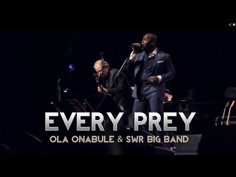 Ola Onabule&The SWR Big Band - Every Prey - Seven Shades Darker