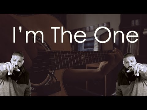 (DJ Khaled Ft. Justin Bieber) I'm The One - [Free Tabs] Fingerstyle Guitar Cover