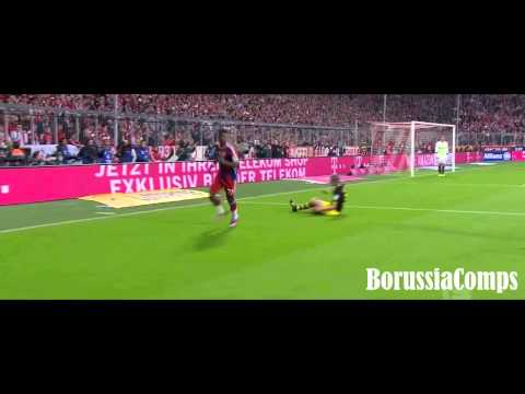 Sven Bender - Defending & Passing Skills 2014/2015 | HD 720p