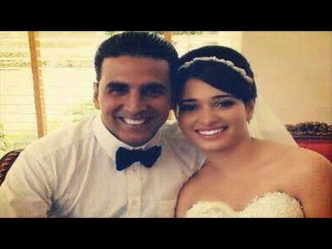 Tamannaah Bhatia In LOVE With Akshay Kumar !