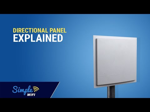 Directional Panel Patch Wi-Fi Antenna Explained - Long Range Wi-Fi Booster Explained