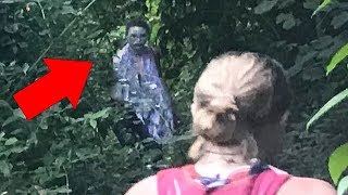 Top 10 Mysterious & Strange Videos Caught On Camera - Unbelievable Shocking Tv