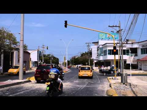 Congestión ante daño de semáforos