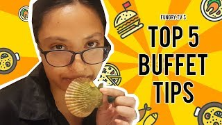 Top 5 All You Can Eat Buffet Tips & Tricks | Dining At Le Meridien | FungryTV