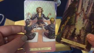 ТАРО ВЕДЬМА ДЕНЬ ЗА ДНЕМ/EVERY DAY WITCH TAROT REVIEW/РУТИНЫ ВЕДЬМ ИЛИ ВОЛШЕБСТВО?
