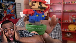 UNBOXING: 30th Anniversary Mario - Modern Color AMIIBO!