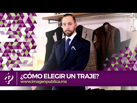 Cómo elegir un traje - Alvaro Gordoa Imagen Pública