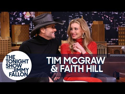 Tim McGraw Met His Daughters First Date ed in Blood