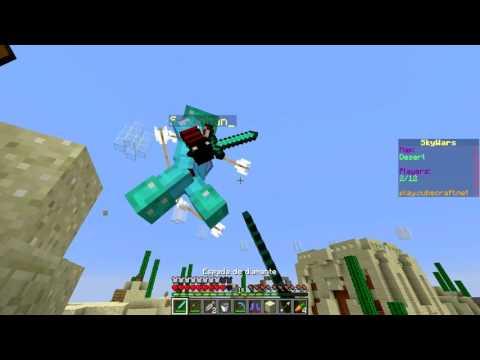 ¿QUIERES SER MI AMIGO? - Sky Wars Minecraft