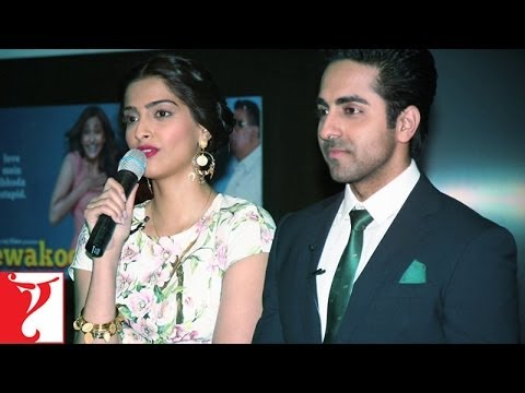 Bewakoofiyaan Press Conference @ Welingkar - Bewakoofiyaan