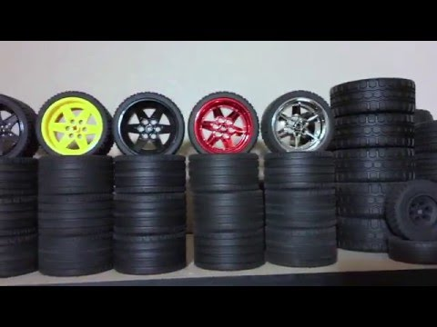 LEGO Technic   $13000 Parts Collection and Room Tour