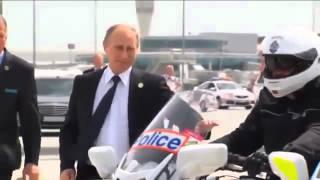 Путин покидает австралийский саммит двадцатки  Учитесь!