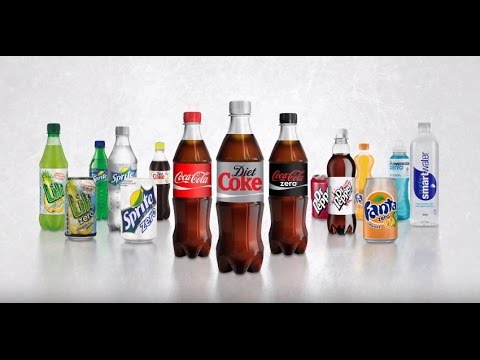 Coca-Cola: Reducing sugar and calories in our drinks