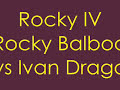 Rocky IV Rocky Balboa VS Ivan [video]