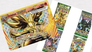 Pokemon TCG - Opening 6 Fates Collide Booster Packs