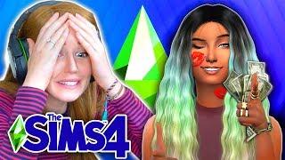 My Sims 4 Storymode took a dark turn... WHAT HAPPENED?! 😅