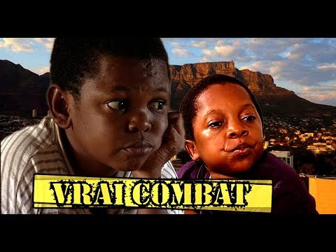 Vrai combat  1, nigerian movie in french, film nigérian en francais ,OSITA IHENE,CHINEDU IKEDIEZE
