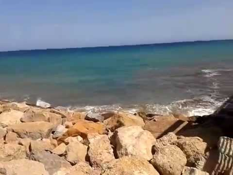 Nudist Beach Tour In Spain video