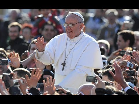 Highlights of Pope Francis's inauguration mass