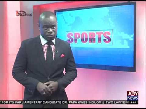 Ghana premier league - Sport on Joy News (28-7-16)