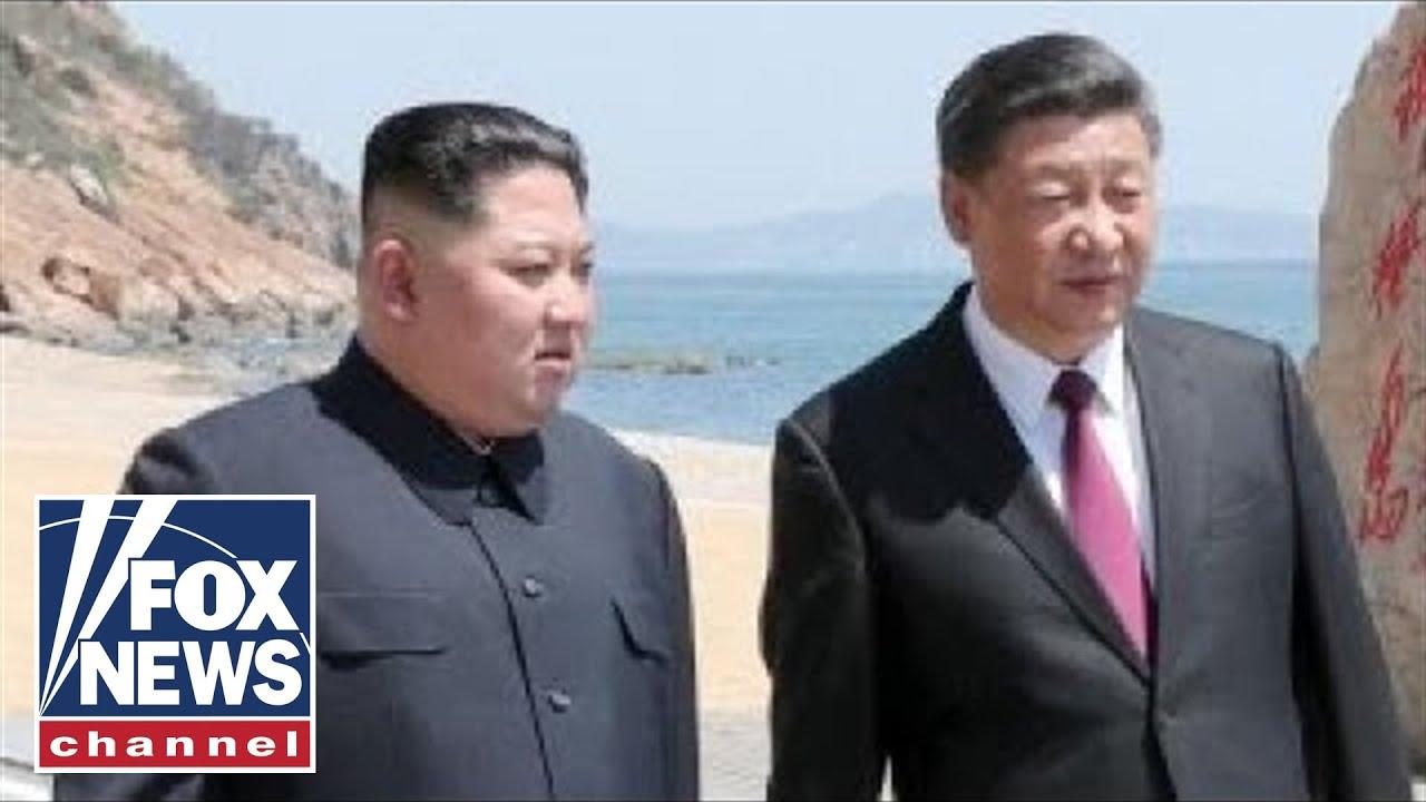 North Korea, China leaders meet prior to Trump summit