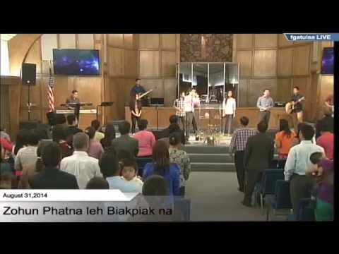 August 31,2014 Zomi Service Praise and Worship