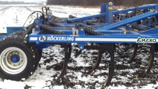 KOCKERLING VECTOR tests in winter