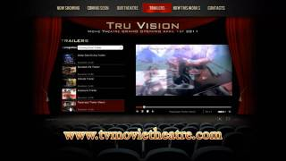 Tru Vision Movie Theatre Online