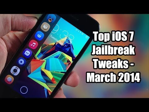 Top Jailbreak Tweaks - March 2014 - Collab with JBTech17!