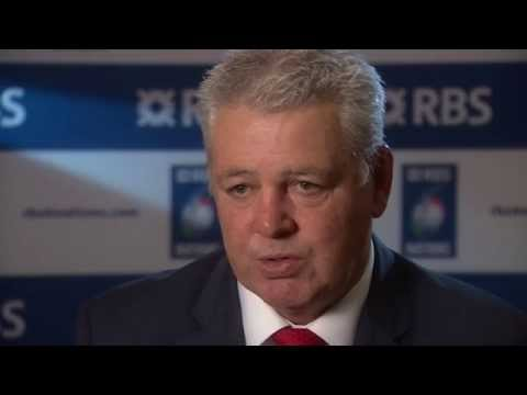Warren Gatland 'It doesn't come much bigger than Wales v England' | WRU TV