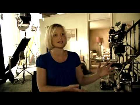 Joanna Page 'Gives' Her Voice Video