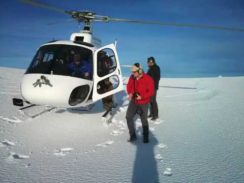 South Island Heli Adventure, New Zealand, Canterbury Guiding Co.