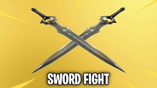 FORTNITE Live PS4 Game Play - *NEW* SWORD FIGHT LTM (Playing w/ Subscribers)