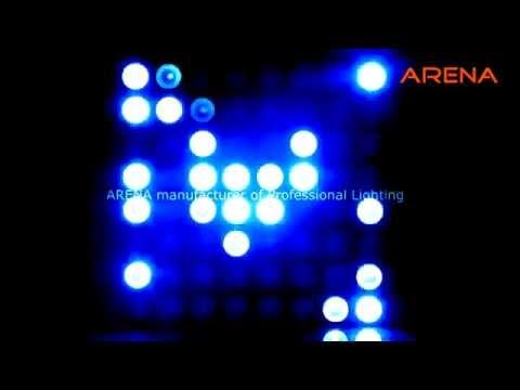 Световое оборудование для дискотек, клубов, сцены Arena Astromatrix