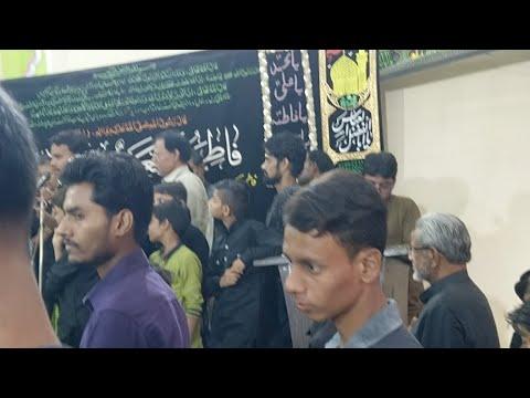 """Shabbedari """"Sakina Bint-ul-Hussain S.a"""" Matamdari """"Anjuman-e-Chiragh Ali"""" Kamalpura"""