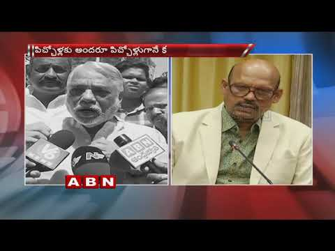 TG Venkatesh controversial comments on KK   ABN Telugu