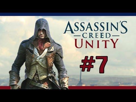 """Assassin' s Creed Unity – Walkthrough 07 [ Séquence 3: Mémoire 2 ] """"Sanglante confession"""""""