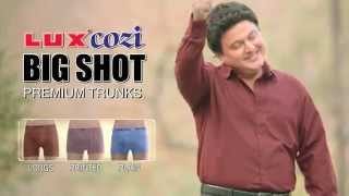 New TVC ad of Lux Cozi Bigshot (Kheencho)
