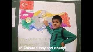 Weather forecast for Turkey