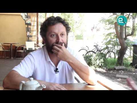 Daniel Alcaíno dispara sin disfraz de Yerko. (entrevista completa)